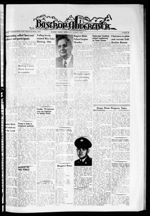 Primary view of object titled 'Bastrop Advertiser (Bastrop, Tex.), Vol. 111, No. 23, Ed. 1 Thursday, August 8, 1963'.