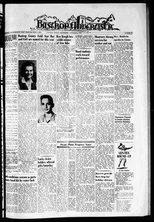 Primary view of object titled 'Bastrop Advertiser (Bastrop, Tex.), Vol. 111, No. 27, Ed. 1 Thursday, September 5, 1963'.