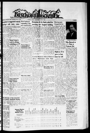 Primary view of object titled 'Bastrop Advertiser (Bastrop, Tex.), Vol. 112, No. 15, Ed. 1 Thursday, June 11, 1964'.