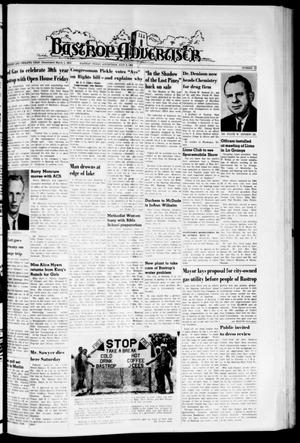 Primary view of object titled 'Bastrop Advertiser (Bastrop, Tex.), Vol. 112, No. 19, Ed. 1 Thursday, July 9, 1964'.