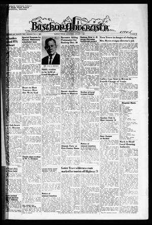 Primary view of object titled 'Bastrop Advertiser (Bastrop, Tex.), Vol. 112, No. 45, Ed. 1 Thursday, January 7, 1965'.