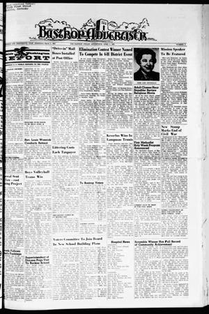 Primary view of object titled 'Bastrop Advertiser (Bastrop, Tex.), Vol. 113, No. 5, Ed. 1 Thursday, April 1, 1965'.