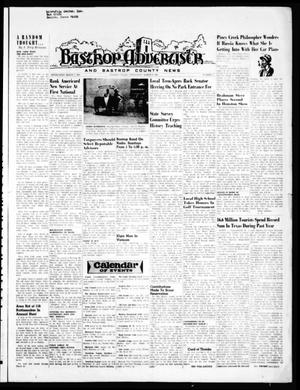 Primary view of object titled 'Bastrop Advertiser and Bastrop County News (Bastrop, Tex.), Vol. [116], No. 1, Ed. 1 Thursday, March 6, 1969'.