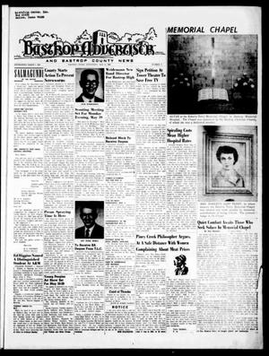Primary view of object titled 'Bastrop Advertiser and Bastrop County News (Bastrop, Tex.), Vol. [116], No. 11, Ed. 1 Thursday, May 15, 1969'.