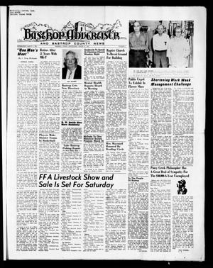 Primary view of object titled 'Bastrop Advertiser and Bastrop County News (Bastrop, Tex.), Vol. [118], No. 3, Ed. 1 Thursday, March 18, 1971'.