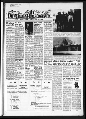 Primary view of object titled 'Bastrop Advertiser and Bastrop County News (Bastrop, Tex.), Vol. [121], No. 5, Ed. 1 Thursday, April 4, 1974'.