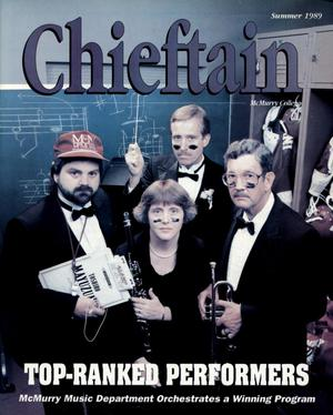 Chieftain, Volume 39, Number 2, Summer 1989