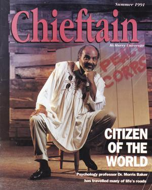 Primary view of object titled 'Chieftain, Volume 41, Number 2, Summer 1991'.