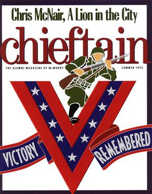 Primary view of object titled 'Chieftain, Volume 45, Number 1, Summer 1995'.