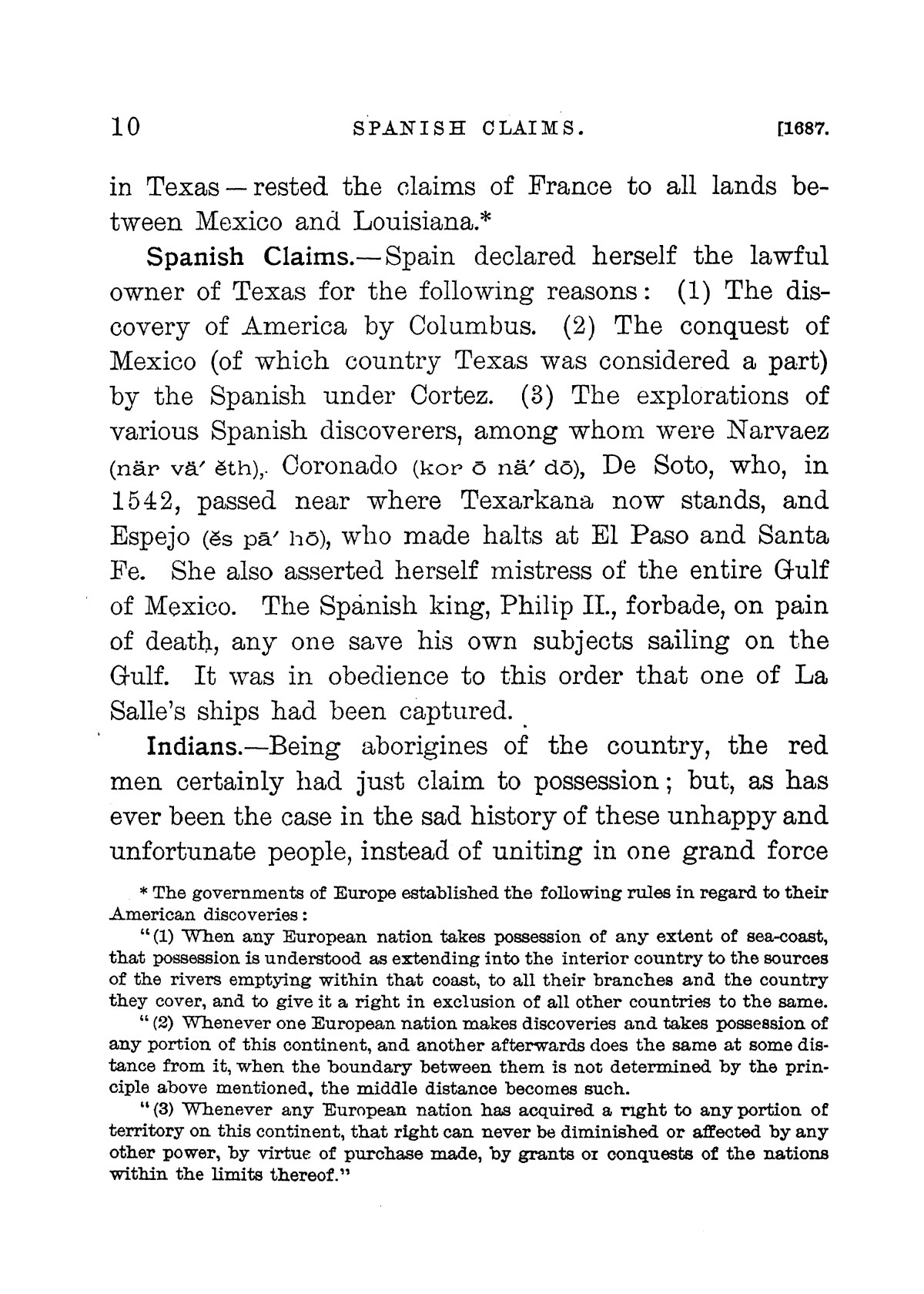 A new history of Texas for schools : also for general reading and for teachers preparing themselves for examination                                                                                                      [Sequence #]: 22 of 412