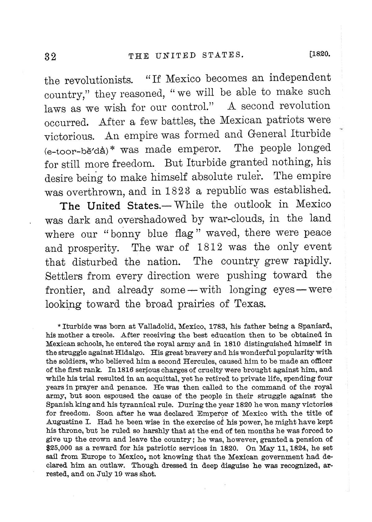 A new history of Texas for schools : also for general reading and for teachers preparing themselves for examination                                                                                                      [Sequence #]: 46 of 412