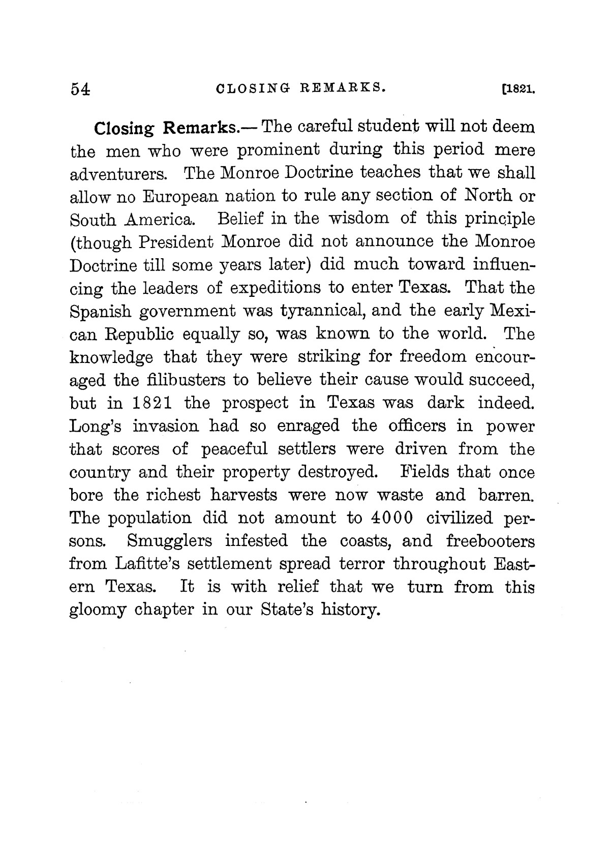 A new history of Texas for schools : also for general reading and for teachers preparing themselves for examination                                                                                                      [Sequence #]: 68 of 412