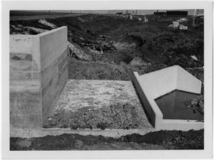Primary view of object titled '[U.S. Highway 79 Drop outlet culvert]'.