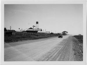 Primary view of object titled '[U.S. Highway 79 Salt Stabilized Gravel]'.