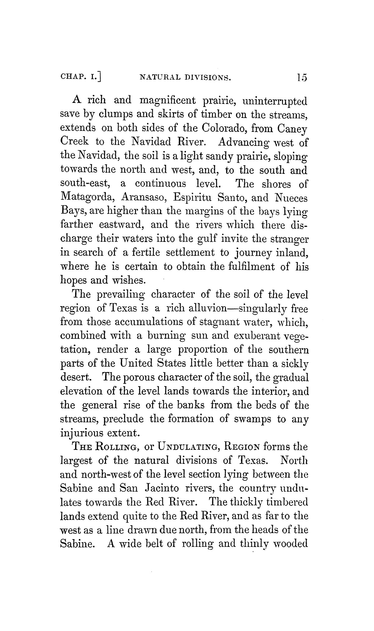Texas: the rise, progress, and prospects of the Republic of Texas, Vol.1                                                                                                      [Sequence #]: 67 of 432