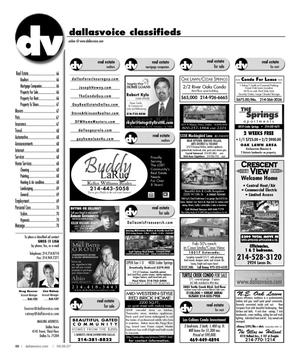 Dallas Voice (Dallas, Tex.), Vol. 23, No. 47, Ed. 1 Friday, April ...