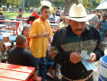 Thumbnail image of item number 1 in: '[A family at the Texas State Fair]'.