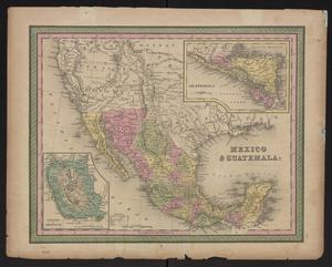 Primary view of Mexico & Guatemala