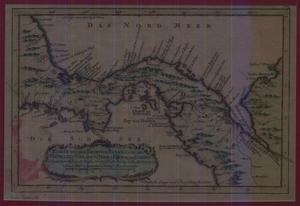 Primary view of Karte von der Erdenge Panama und den Provinzen Veragua, Terra Firma und Darien