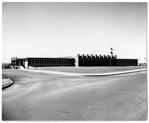 [Photograph of Fredericksburg High School]
