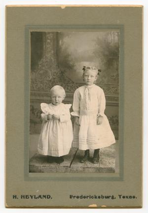 [Portrait of Emil and Ana Jentsch]
