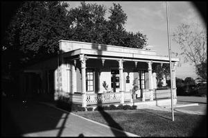 Photograph of a Historic Building in Fredericksburg