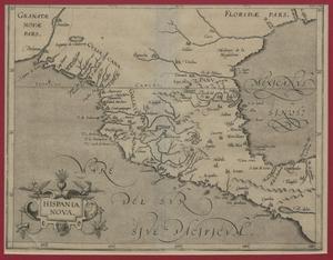 Primary view of Hispania nova