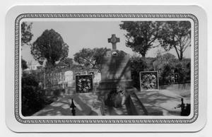 Primary view of object titled '[Graves of Adolph and Sophia Filter]'.