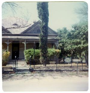 Primary view of object titled '[Alderhold Home - East 2nd Street]'.
