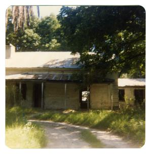 Primary view of object titled '[Block Home - a - End of East Strickland Street]'.