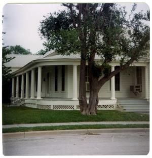 Primary view of object titled '[Grady-Lowrey Home - 201 Texas Street]'.