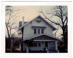 Primary view of object titled '[Orr House - 401 East Greenwood Street]'.