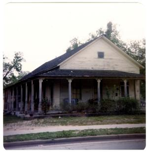 Primary view of object titled '[John Doak Home - 313 Pecan Street]'.