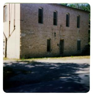 Primary view of object titled '[Cassinelli Gin House - b - NE Corner of Academy and Pecan Streets]'.