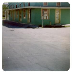 Primary view of object titled '[Galindo Store - Corner Main and Pafford Streets]'.