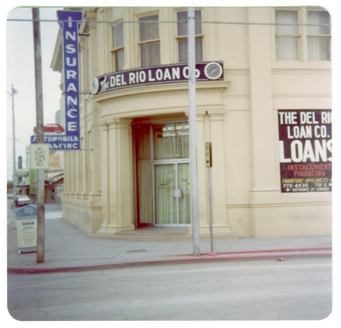 Del Rio Loans