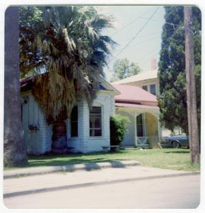 Primary view of object titled '[Dietert Home - 208 East Martin Street]'.