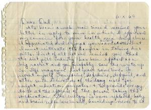 [Letter from Douglas M. Herrera to John J. Herrera - 1969-06-10]