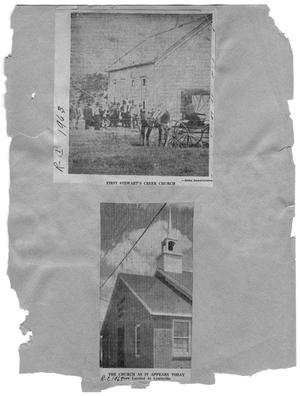 Primary view of object titled 'First Stewart's Creek Church'.