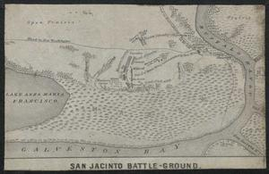 Primary view of object titled 'San Jacinto battle-ground'.