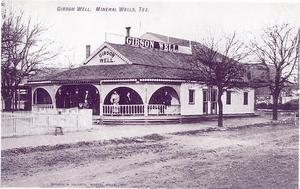 Gibson Well, Mineral Wells, Texas