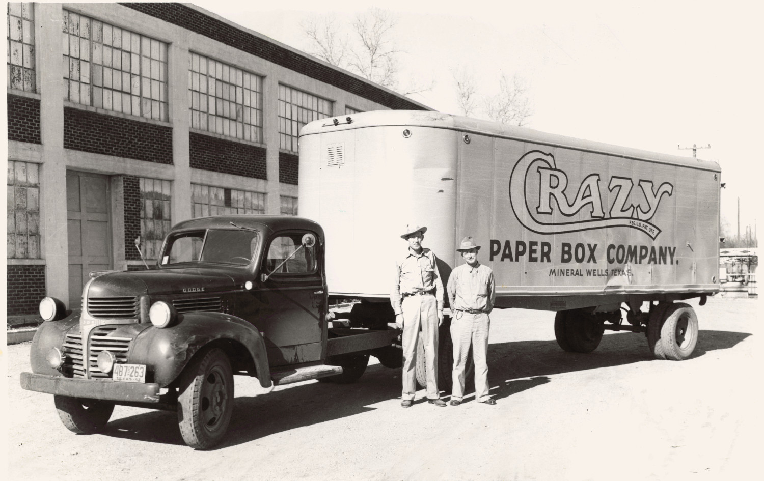 Crazy Paper Box Company                                                                                                      [Sequence #]: 1 of 1