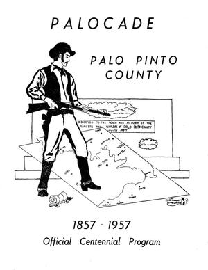 Primary view of object titled 'PALOCADE Palo Pinto County'.