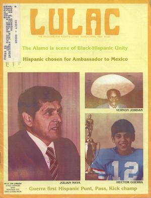 LULAC News, Volume 51, Number 2, March-April 1980