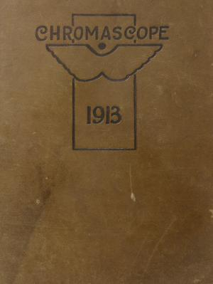 Primary view of object titled 'The Chromascope, Volume 14, 1913'.