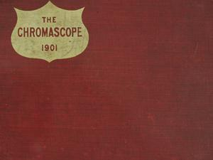 Primary view of object titled 'The Chromascope, Volume 3, 1901'.