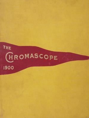 Primary view of object titled 'The Chromascope, Volume 2, 1900'.