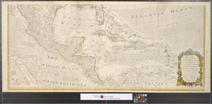 Primary view of An accurate map of North America describing and distinguishing the British and Spanish dominions of this great continent according to the definitive treaty concluded at Paris 10th Feby. 1763 : also all the West India Islands belonging to and possessed by the several European princes and states ; the whole laid down according to the latest and most authentick [sic.] improvements [Sheet 2].