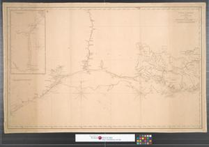 Primary view of object titled 'St. Marks to Galveston [Sheet 2].'.