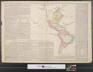 Primary view of object titled 'Geographical map of America: No. XIII.'.